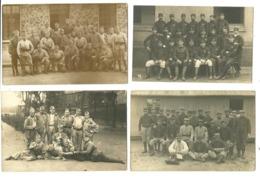 Lot 11 CPA  Militaires 1914 1918  ( Voir Scans) - Cartes Postales