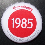 N°344A CAPSULE DE BIERE ET AUTRE - Bière