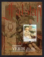 Verdi - 2013 - Blocs-feuillets