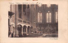 92-MEUDON ORPHELINAT SAINT PHILIPPE-N°T2527-C/0359 - Meudon