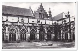 Utrecht, Kloosterhof - Utrecht