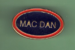 MAC DAN *** 1050 (21) - Marques