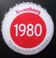 N°348A CAPSULE DE BIERE ET AUTRE - Bière