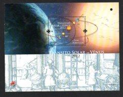 Transito Solar De Vénus - 2012 - Blocs-feuillets