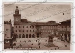 BOLOGNA Annullo A Targhetta VISITATE L'italia - Storia Postale - Bologna