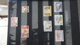 Dispersion D'une Collection D'albums De Différents Pays N° 27. Très Sympa Pour Thématiques !!! Voir Commentaires - Collections (en Albums)