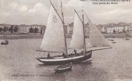 Portrieux - Saint Quay : Vue Prise Du Môle. (Voir Commentaires) - Autres Communes