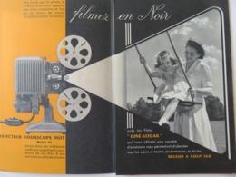 284 - Pub Films Ciné Kodak 8/16 Mm - Kodachrome - Super-X - Projecteurs De Films