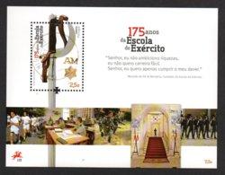 175 Anos Da Escola Do Exercito - 2012 - Blocs-feuillets