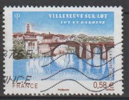 FRANCE : N° 4513 Oblitéré (Villeneuve-sur-Lot) - PRIX FIXE - - Used Stamps