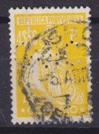 Portugal Perfin Perforé Lochung 'G&C' 1926 Mi. 427, 4.50 E. Ceres Ohne Steckerzeichen (2 Scans) - Variétés Et Curiosités