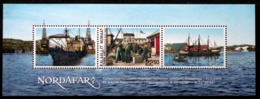 Greenland 2013    Minr.648 BLOCK 64   MNH  ( ** ) ( Lot  Mappe  ) - Unused Stamps