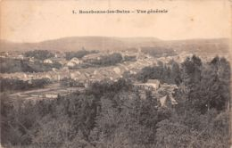 52-BOURBONNE LES BAINS-N°T2527-H/0279 - Bourbonne Les Bains