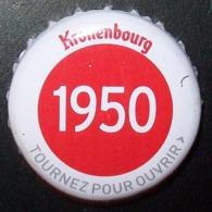 N°355A CAPSULE DE BIERE ET AUTRE - Bière