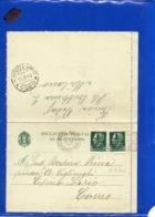 ##(DAN199)-Italia 1944-Biglietto Postale Cent.25 Utilizzato Come Supporto Ed Affrancato Da Milano Per Esino Lario (Como) - Storia Postale
