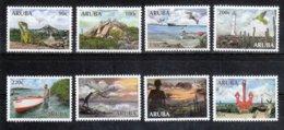 Aruba 2017**, Inselansichten Von Aruba, Kaktus, Sukkulente / Aruba 2017, MNH, Aruba Island Views, Cactus, Succulent - Sukkulenten