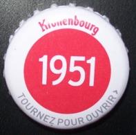 N°360A CAPSULE DE BIERE ET AUTRE - Bière