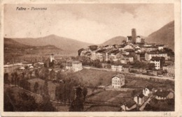 Belluno - Feltre - Panorama - Fp 1917 - Belluno