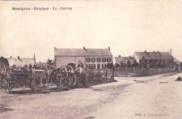 Belgique - MOMIGNIES - Le Charron -  Rare - Momignies