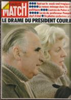 Paris Match - Le Drame Du Président Courageux - 13 Avril 1974 - Zeitungen