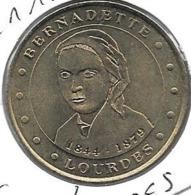 Jeton Touristique 65 Lourdes Bernadette 2002 - 2002