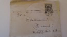 D168178  Czechoslovakia  Cover  TPO -Railway Post -BAHNPOST - Orlov-Plaveč Nad Popradom-Kosice  Ca 1937 - Briefe U. Dokumente