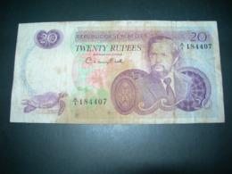 Seychelles 20 Rupees - Seychelles
