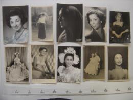Lot 1 PHOTO Artistes Varietes Theatre Opera Spectacle Cabaret Music Hall DIJON - Célébrités
