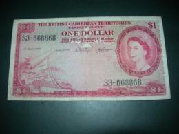 Britsh Caribbean Territories 1 Dollar - Oostelijke Caraïben