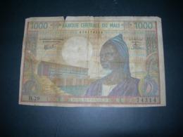Mali 1000 Francs - Mali