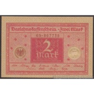 TWN - GERMANY 59 - 2 Mark 1.3.1920 AU/UNC - Allemagne