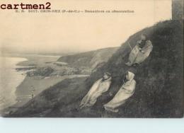 GRIS-NEZ DOUANIERS EN OBSERVATION DOUANE 62 - Unclassified