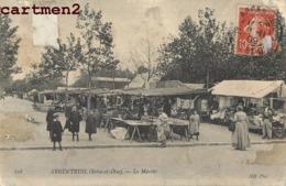 ARGENTEUIL LE MARCHE 95 - Argenteuil