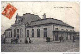 Carte Postale 93.  Noisy Le Sec - La Gare Très Beau Plan - Noisy Le Sec
