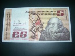 Ireland 5 Pounds - Ierland