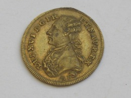Très Beau Jeton Royal 1788 à Identifier - LOUIS XVI Optimi Principi  **** EN ACHAT IMMEDIAT **** - Royaux / De Noblesse