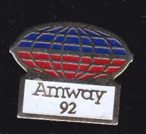 60047-Pin's.Amway Est Une Société Américaine De Vente Directe. - Marques