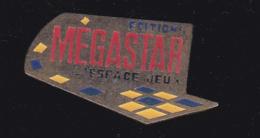60051-Pin's.Megastar.espace Jeux. - Jeux
