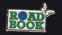 60054-Pin's. Rallye Automobile.roadbook.papillon... - Rallye