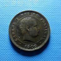 Portugal 5 Reis 1900 - Portogallo