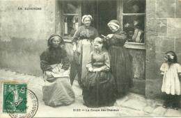 LA TOUR D' AUVERGNE  - La Coupe Des Cheveux - Autres Communes