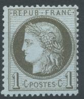 Lot N°50890  N°50** Avec Gomme Sans Charniére - 1871-1875 Ceres