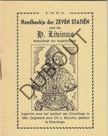 ELVERDINGE/Ieper Heilige Livinus Heruitgave Editie Van 1890 (R228) - Oud
