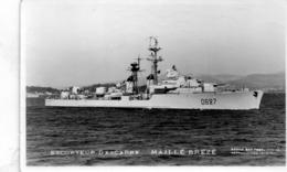 Cpsm-- Escorteur D'escadre  Maillè-brèzè. - Warships