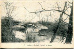 CPA - CRETEIL - PETIT PONT SUR LA MARNE - Creteil