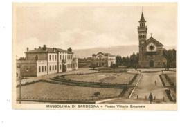 ARBOREA MUSSOLINIA - Oristano