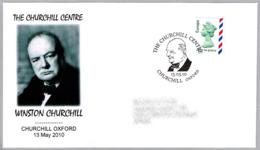 THE CHURCHILL CENTRE. Churchill, Oxford 2012 - Sir Winston Churchill