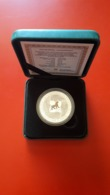 Armenien / Armenie 2019, 100th Anniv. Of The History Museum Of Armenia, Silver Coin In Box - PROOF - Armenië