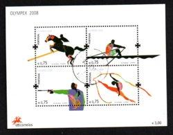 N° 271 - 2008 - Blocs-feuillets
