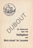 LEUVEN/LOUVAIN Heiligedom Sint Jozef 1976 (R221) - Oud